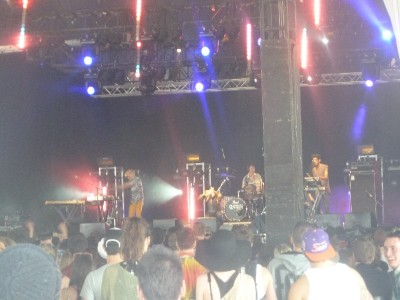 World's End Press at Splendour in the Grass 2011