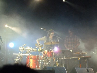 Gotye at Splendour in the Grass 2011