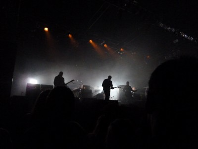 Mogwai at Splendour in the Grass 2011