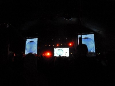 DJ Shadow at Splendour in the Grass 2011
