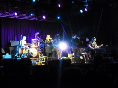 Isobel Campbell and Mark Lanegan at Splendour in the Grass 2011
