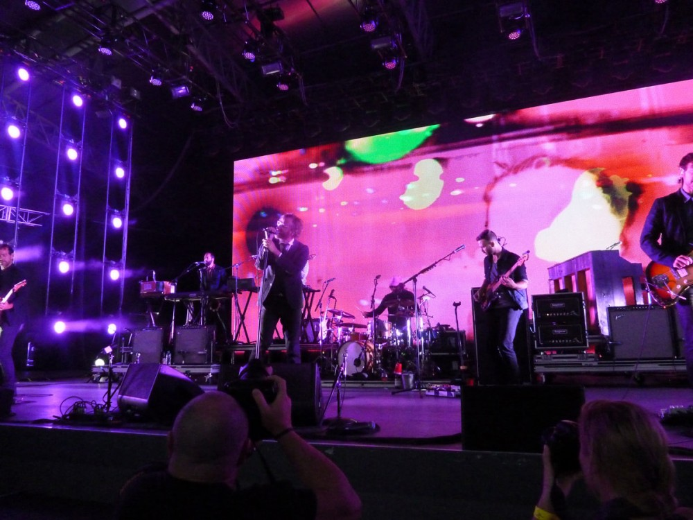 The National live in Melbourne. Feb 2014