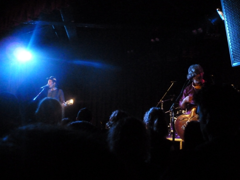 Ratcat live at The Corner Hotel November 2014