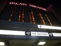 The Tea Party, Melbourne. 14 July 2012