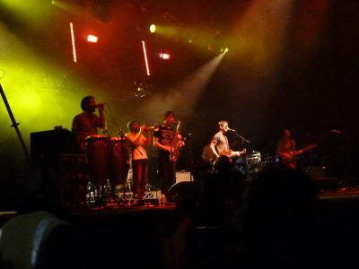The Black Seeds at Splendour in the Grass 2011