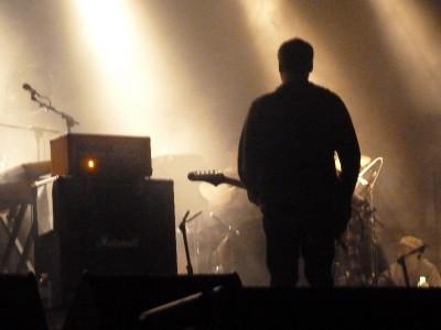 Mogwai at Splendour in the Grass 2011