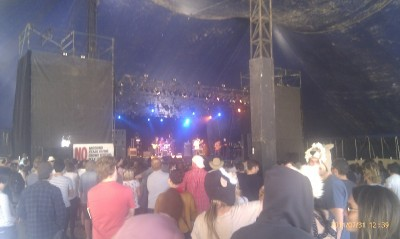 Young The Giant at Splendour in the Grass 2011