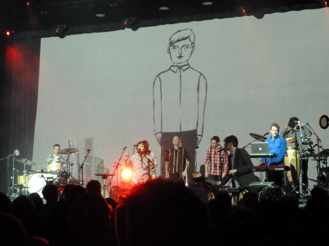 Gotye at The Forum, Melbourne 30 Sept 2011