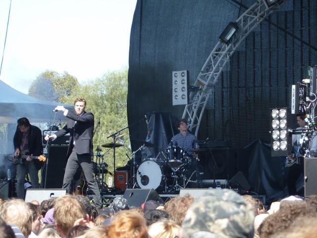 The Walkmen- Harvest Festival 2011