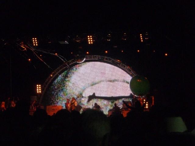 Flaming Lips- Harvest Festival 2011