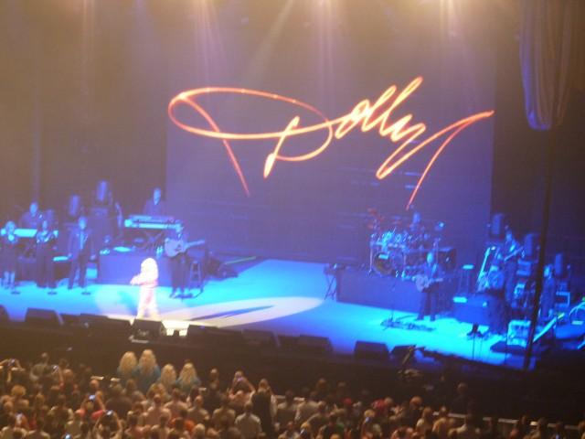 Dolly Parton- Rod Laver Arena, Melbourne