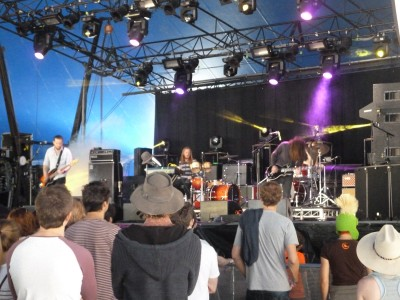 Wolf & Cub- Splendour In The Grass 2012