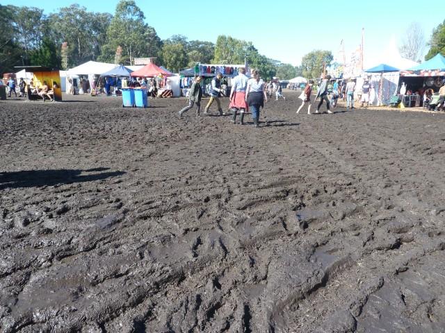 Splendour In The Mud