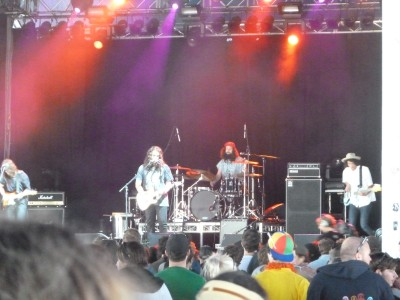 The Medics at Splendour In The Grass 2012