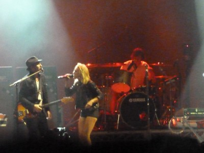 Metric at Splendour In The Grass 2012