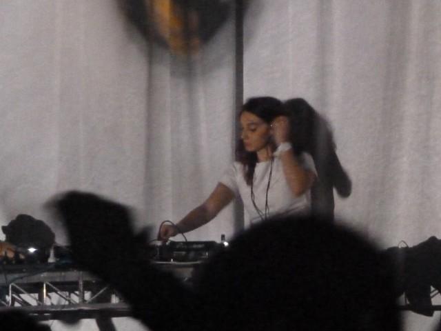 Nina Las Vegas at Splendour In The Grass 2012