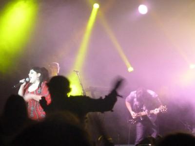 Gossip at Splendour In The Grass 2012