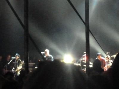 Smashing Pumpkins at Splendour In The Grass 2012