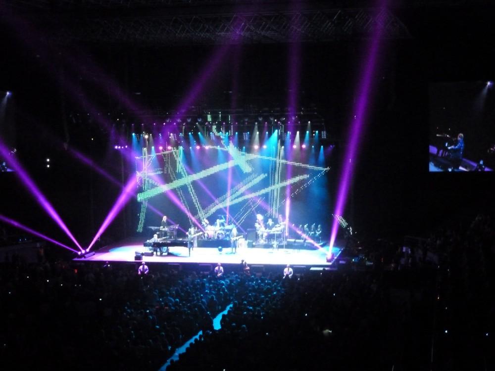 Elton John- Rod Laver Arena, Melbourne 2012