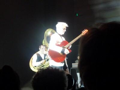 David Byrne & St Vincent, Melbourne 2013