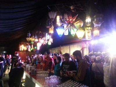 Wine Bar at Splendour In The Grass 2013
