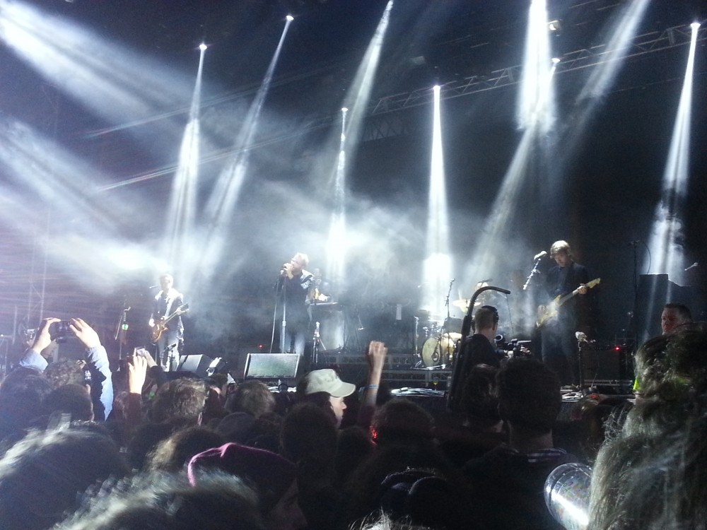 The National at Splendour In The Grass 2013