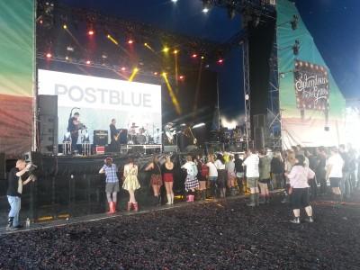 Postblue - Splendour In The Grass 2013