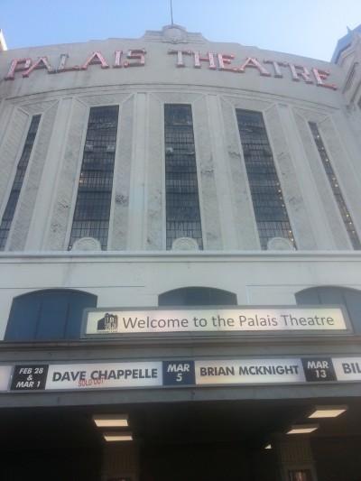 Dave Chappelle Melbourne