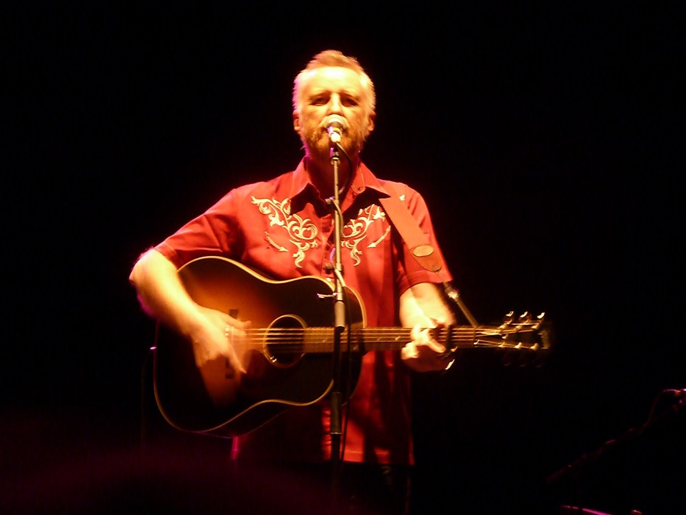 Billy Bragg, Palais Theatre Melbourne