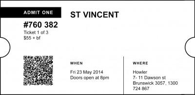 St Vincent Melbourne
