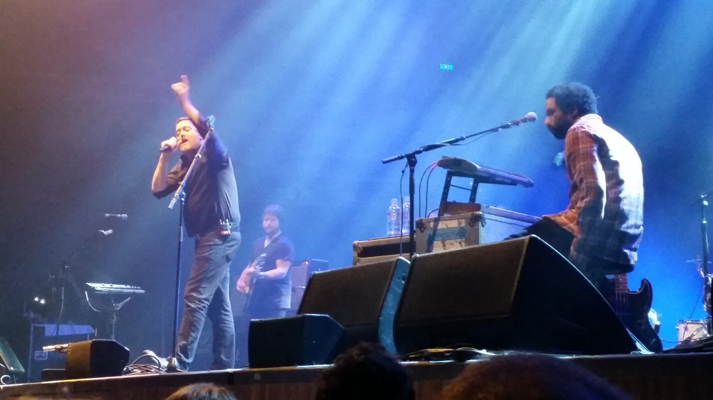 Elbow at The Opera House Sydney