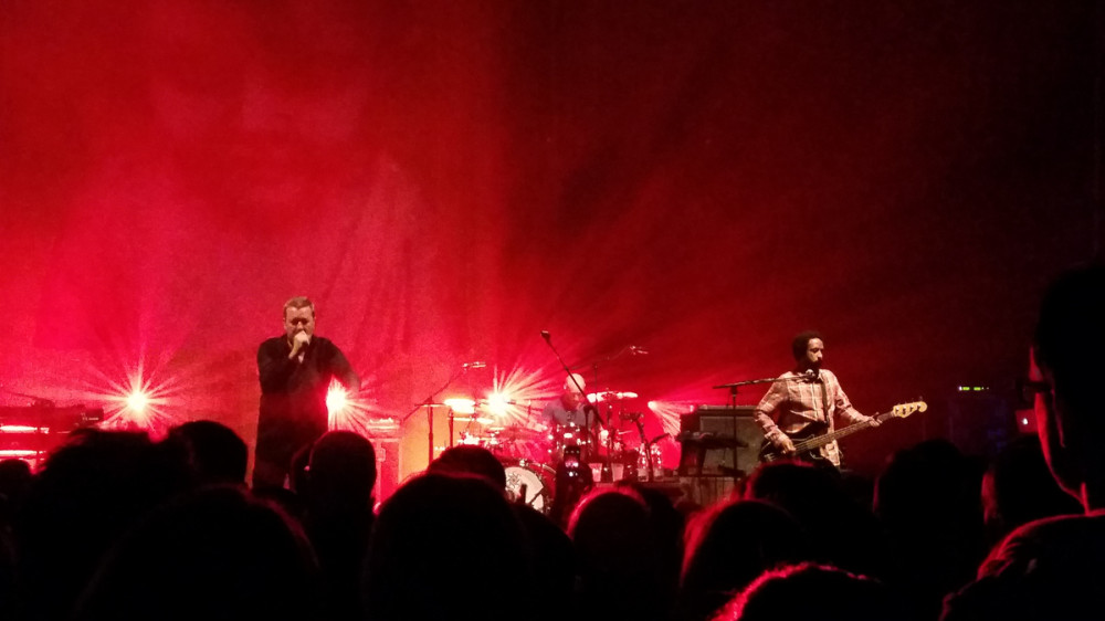 Elbow, Melbourne Oct 2014