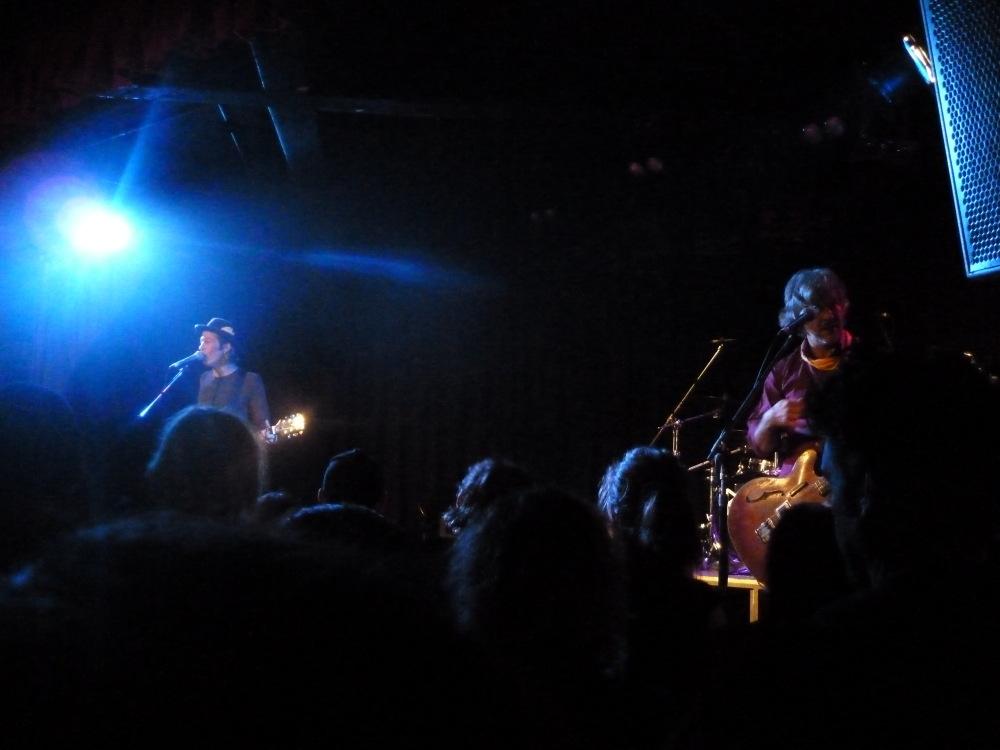 Ratcat live at The Corner Hotel November 2014