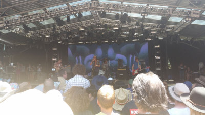 The Lemonheads at Meredith Music Festival 2014