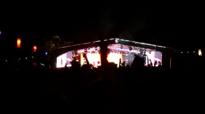 De La Soul at Meredith Music Festival 2014