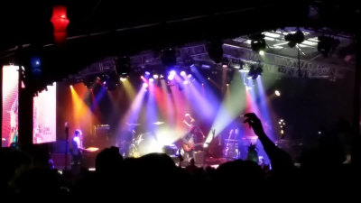 The War On Drugs at Meredith Music Festival 2014