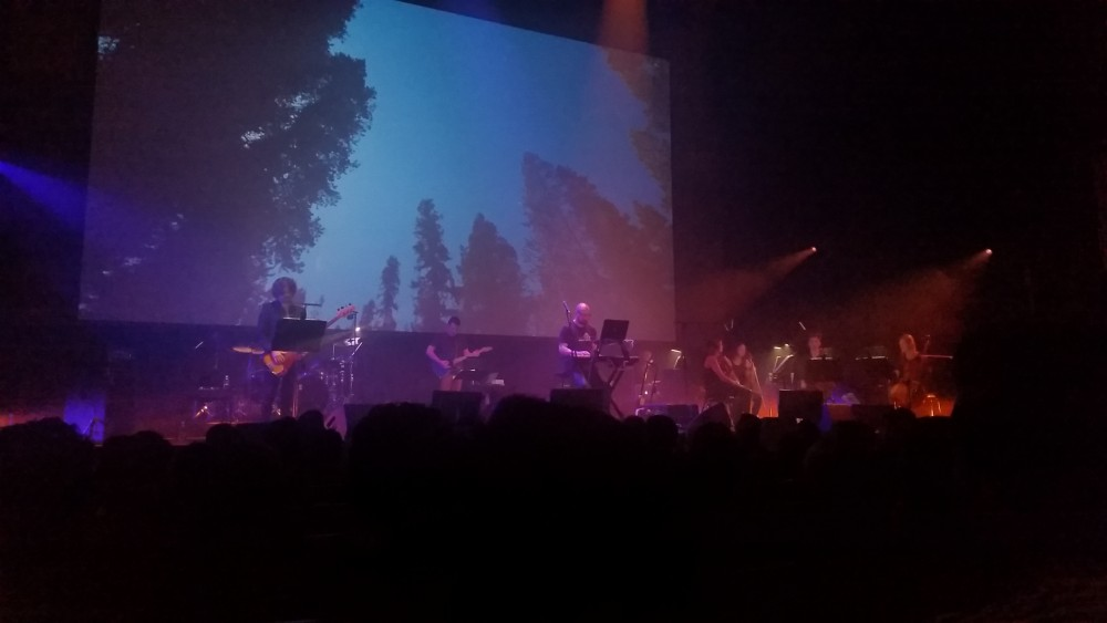 Clint Mansell in Melbourne 2015
