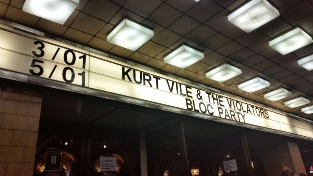 Kurt Vile - The Forum